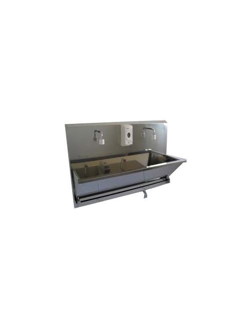 HOTTE FLUX LAMINAIRE VERTICAL CLASSE 100 90X72X60