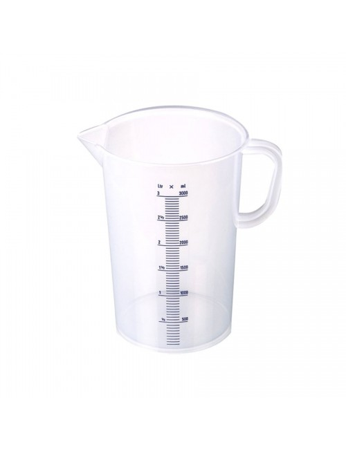 MESURE A ANSE PP 100 ML (X 24)