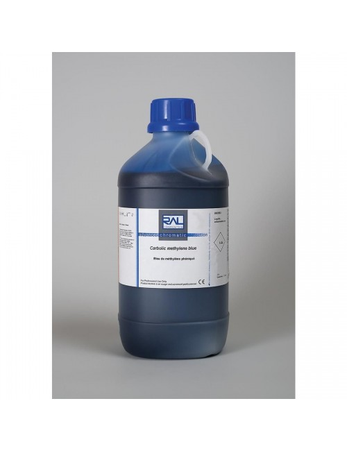"BLEU DE METHYLENE ""RAL 555"" R3  (1000 ML)"