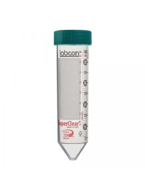 TUBE A CENTRIFUGER FALCON CONIQUE 30 X 115 MM  50ML STERILE IRRADITATION (X 500)