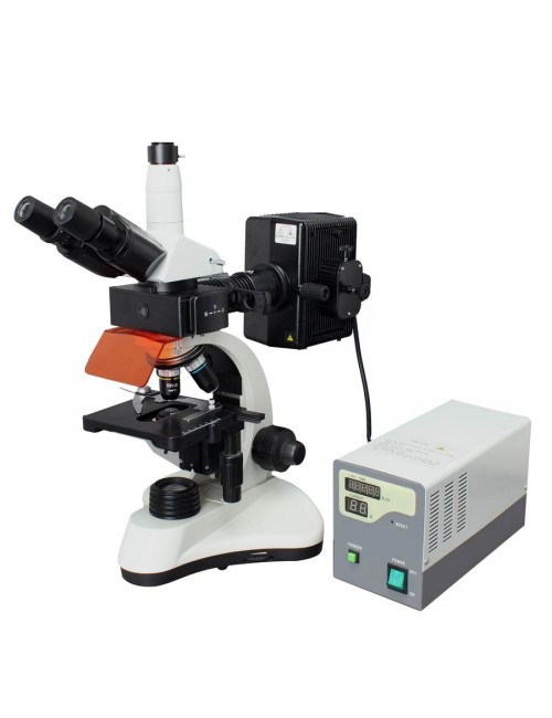 MICROSCOPE A EPIFLUORESCENCE COMPLET