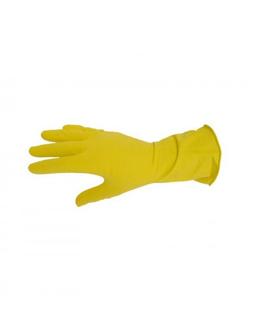 GANT DE MENAGE LATEX MEDIUM  (X 144 PAIRES)