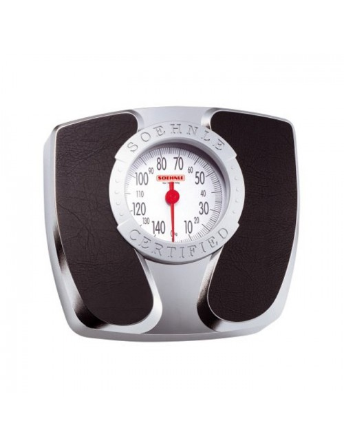 PESE PERSONNE GRAND CADRAN EXTRA PLAT LUXE 150KG / 1KG