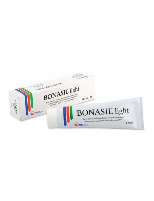 BONASIL LIGHT SILICONE CONDENSATION, TUBE DE 140 ML