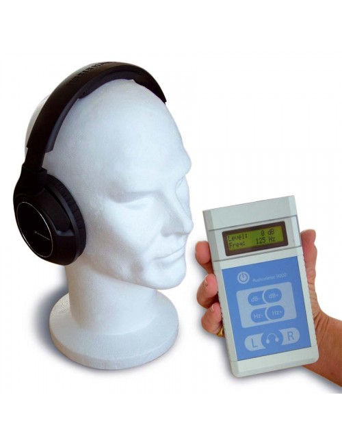 AUDIOMETRE AMBULATOIRE DE DEPISTAGE 9000