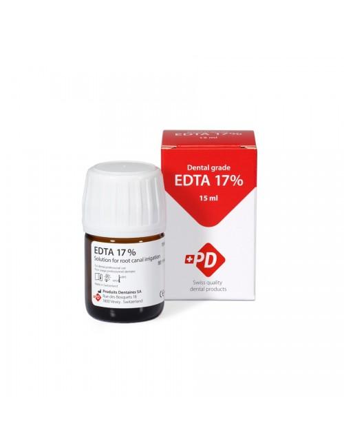 EDTA FLACON DE 15 ML