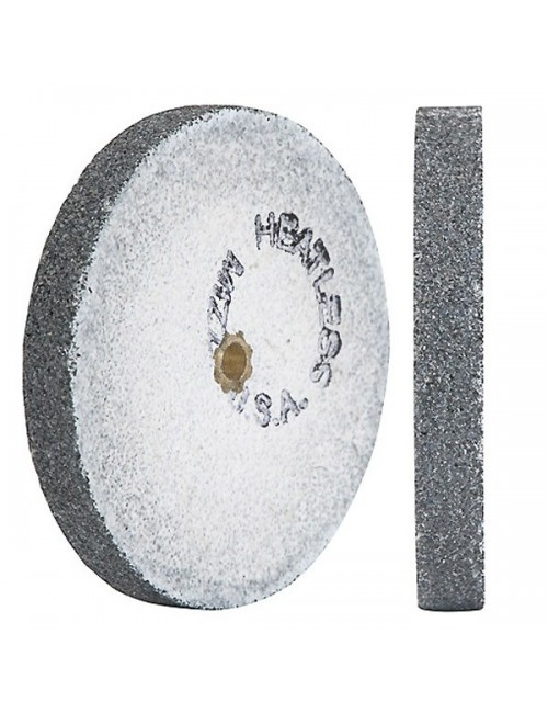PIERRES ABRASIVES HEATLESS DIA.19 X 3,5 MM, BOITE DE 50