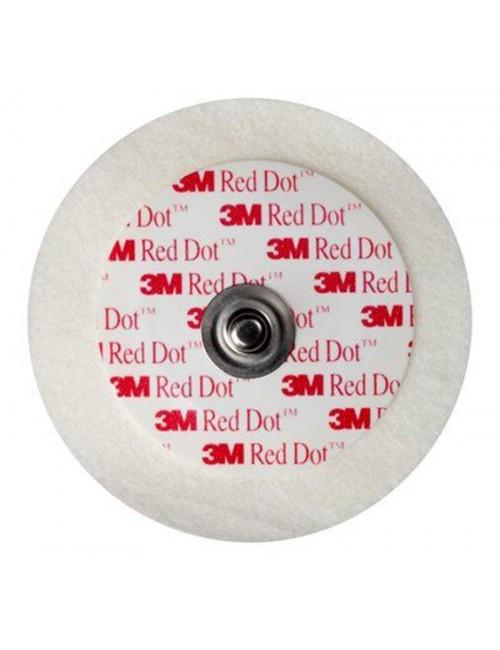 ELECTRODE LONGUE DUREE 3M RED DOT (CARD/REANIM.) (X 1000)