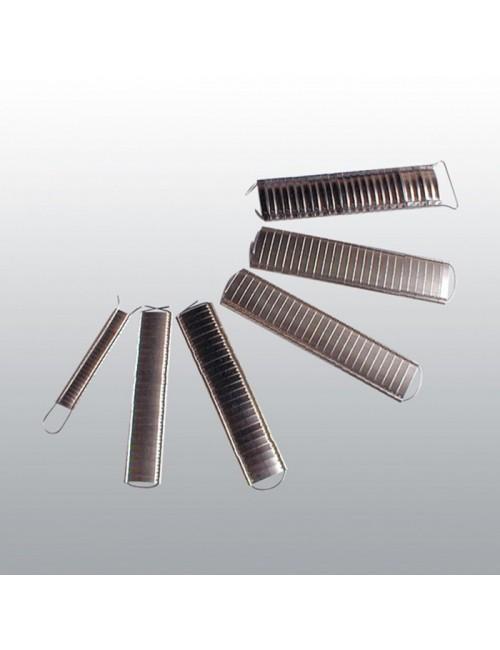 AGRAFES DE MICHEL - PERFECT -  7,5 MM  (X1000)