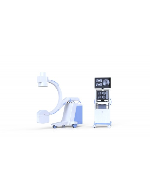 C ARM MOBILE HAUTE FREQUENCE DIGITAL  5KW