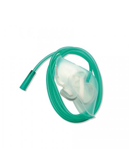 MASQUE OXYGENE PVC A/TUBE CONNECTEUR PVC 150CM (X 20)