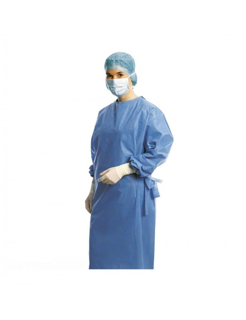 CASAQUE CHIRURGICALE RENFORCEE STERILE XL (X28)
