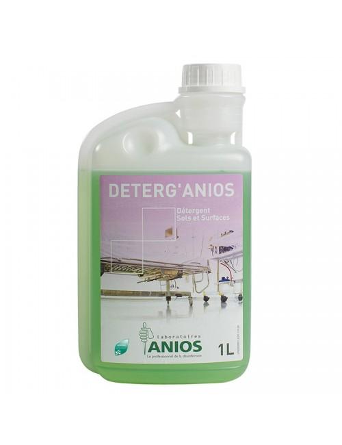 DETERG'ANIOS DETERGENT SOLS ET SURFACE (12X1L)