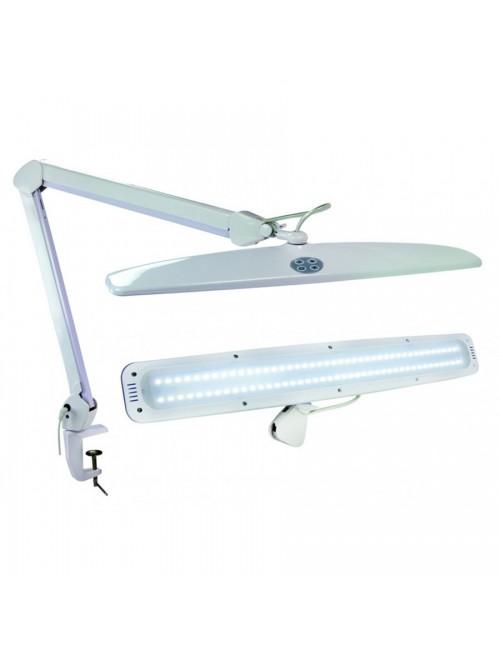 LAMPE LED AVEC BRAS ARTICULER POUR ETABLI LABO DENTAIRE