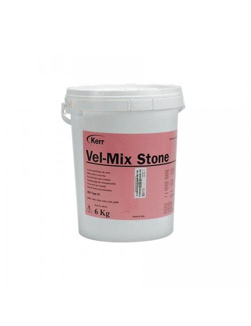 PLATRE VEL-MIX STONE KERR POT DE 6 KG - BLANC