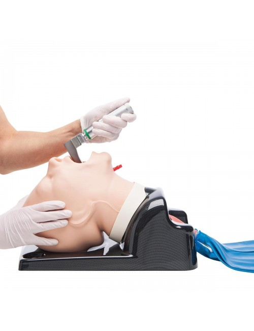 SIMULATEUR D'INTUBATION BRONCHI X - TETE D'INTUBATION ADULTE