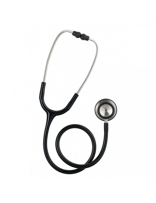 STETHOSCOPE DOUBLE PAVILLON MAGISTER NOIR ADULTE