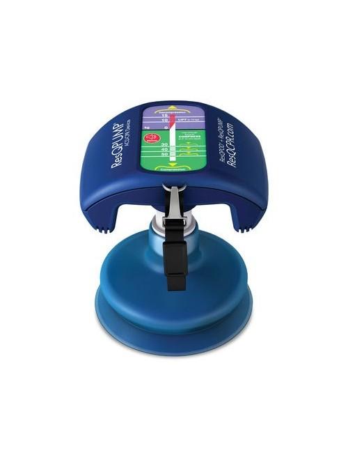 APPAREIL CARDIOPUMP RESQPUMP® ACD‐CPR DEVICE AVEC MÉTRONOME