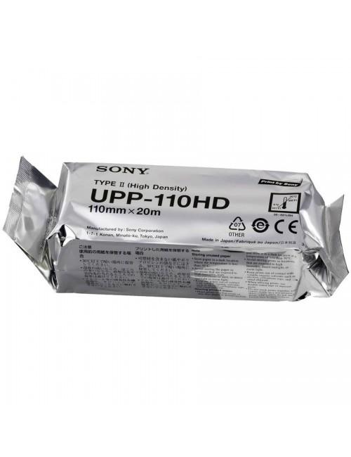 PAPIER IMPRESSION ECHO UPP-110HD SONY - TYPE II (X 10)