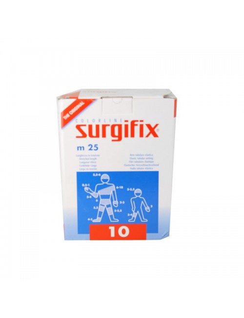 SURGIFIX N° 10 - THORAX EXTRA FORT  (RLX 25 M)