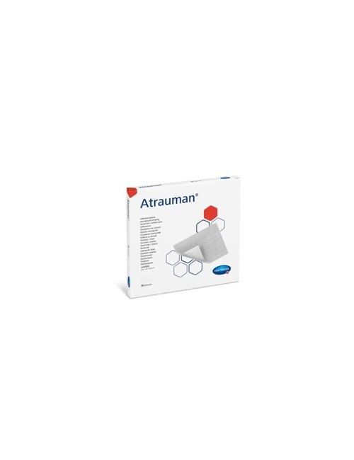 PANSEMENT INTERFACE GRAS ATRAUMAN 10 X 10 CM (B/10)