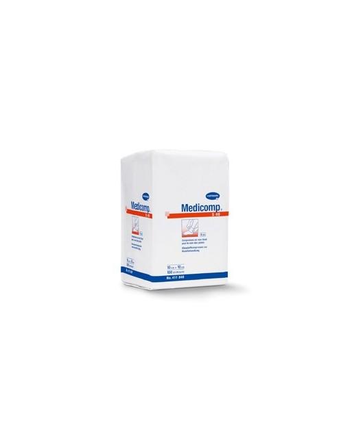 COMPRESSE NON TISSE STERILE 10 X 10 CM 4 PLIS (15X10)